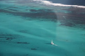 nigaloo reef sailing