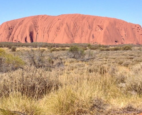 Uluru (Ayers Rock) Australia - womangoingplaces.com.au