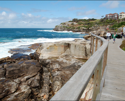 Bondi to Bronte Walk Sydney