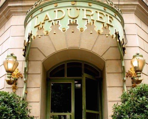 Laduree Patisserie, Champs Elysees, Paris