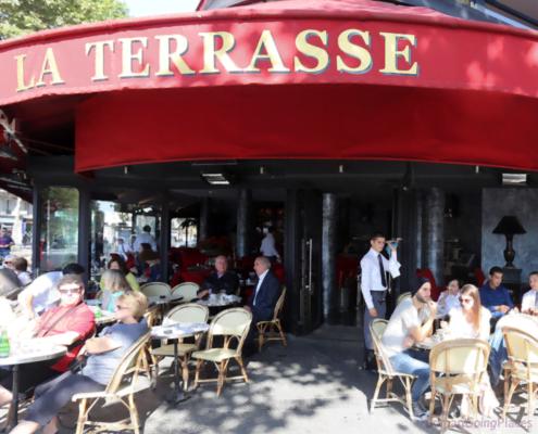 La Terrasse, Paris