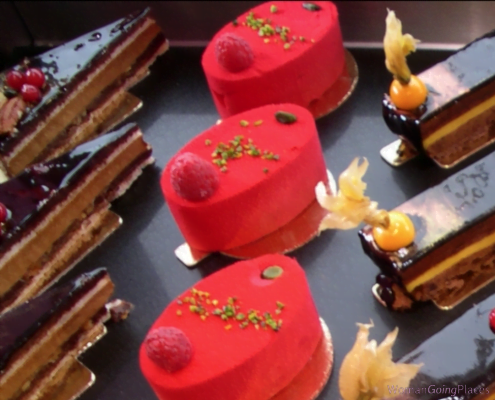 Patisserie in Paris