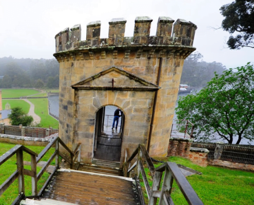 Port Arthur, Tasmania - photo Giovanni Portelli
