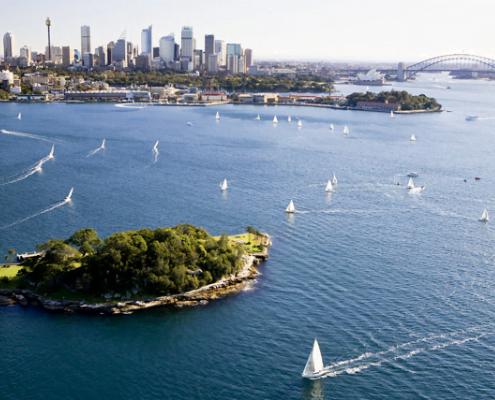 Sydney - photo Hamilton Lund