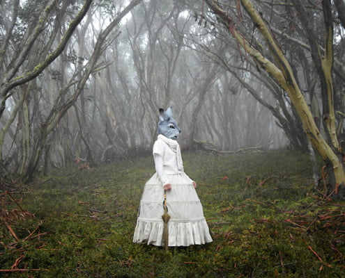 Polixeni Papapetrou The Visitor 2012