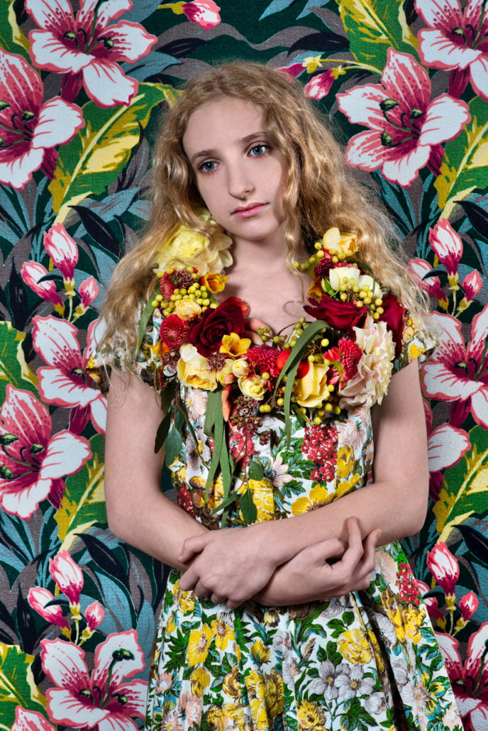 Polixeni Papapetrou, Photographer With an Eerie Eye, Dies