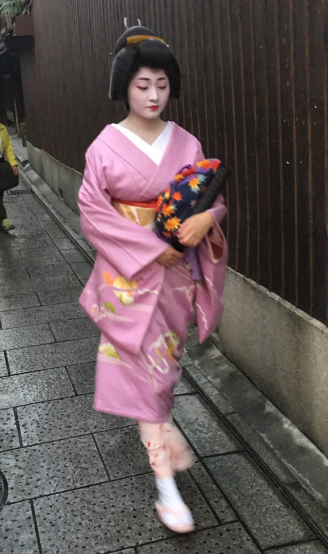 Girls in Kyoto