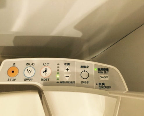 The Pleasures of a Japanese Toilet - Woman Going Places
